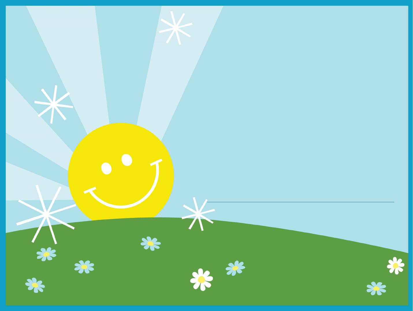 Download Preschool Diploma Certificate Sunshine Design For Free