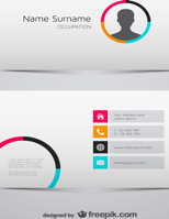 Blank ID Card Templates