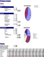 Breakeven Analysis Sample