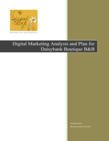 Marketing Analysis Templates