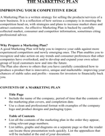 Product Marketing Template