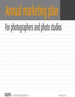 Sample Photography Marketing Templates
