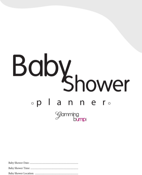 Ultimate Baby Shower Planner
