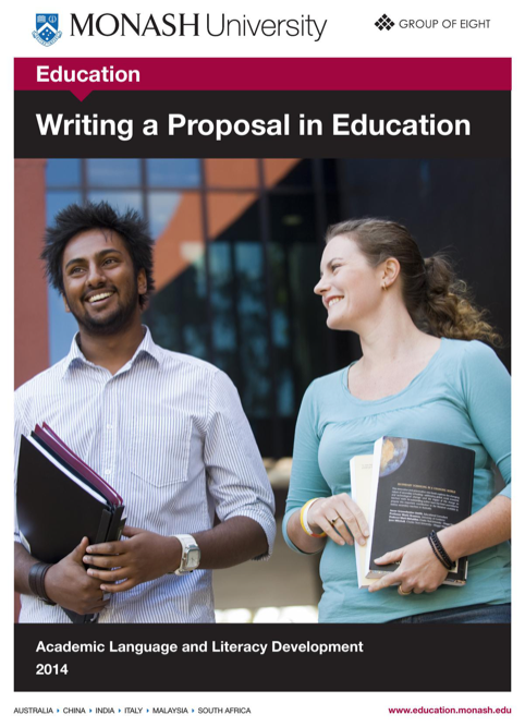 Writing a Proposal in Education