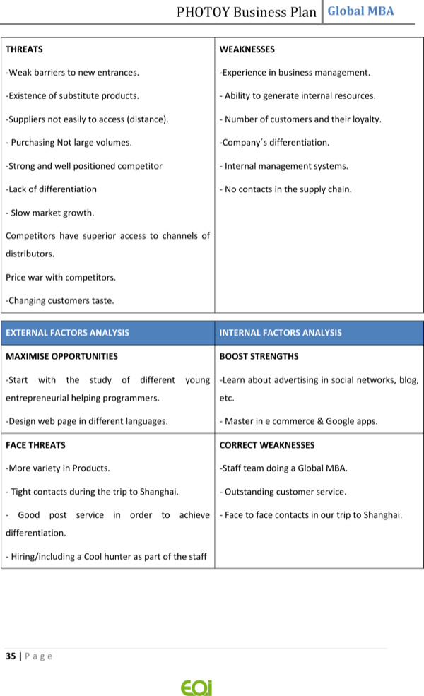 Download Photography Business Swot Analysis For Free