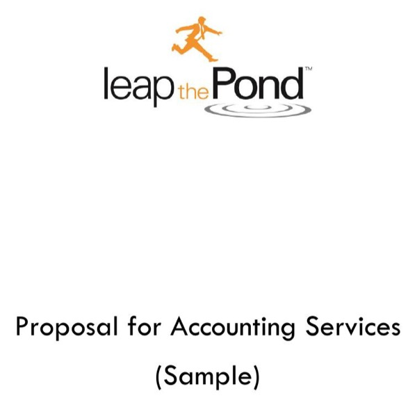 Download Proposal for Accounting Services (Sample) for Free