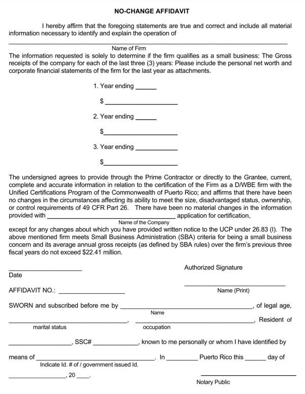 puerto-rico-no-change-affidavit-form-1 Job Application Form Of Ucp on job requirements, job applications you can print, job resume, agreement form, job payment receipt, cover letter form, cv form, job letter, job opportunity, job openings, job advertisement, job search, contact form, job applications online, employee benefits form, job vacancy,
